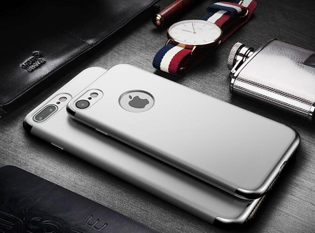 CEAVIS メタリック iPhone7/7Plusケース