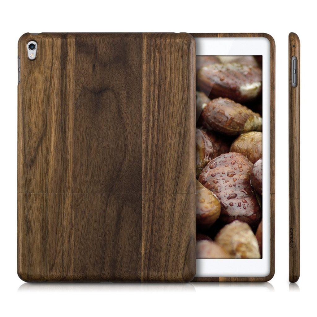 kwmobile iPad Pro9.7用木製ケース