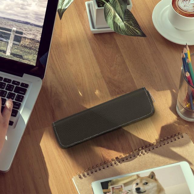 ATiC 収納が便利なペンケースがたApple Pencilケース