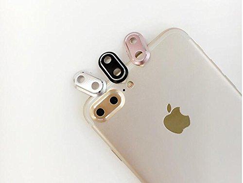 【iPhone7 Plus向け】MaxKu カメラレンズ保護リング