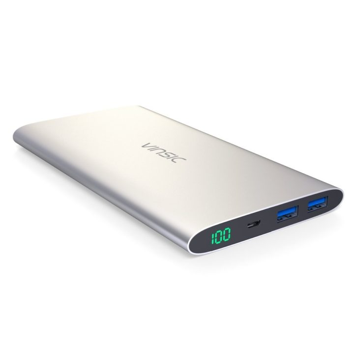 Vinsic モバイルバッテリー 12000mAh