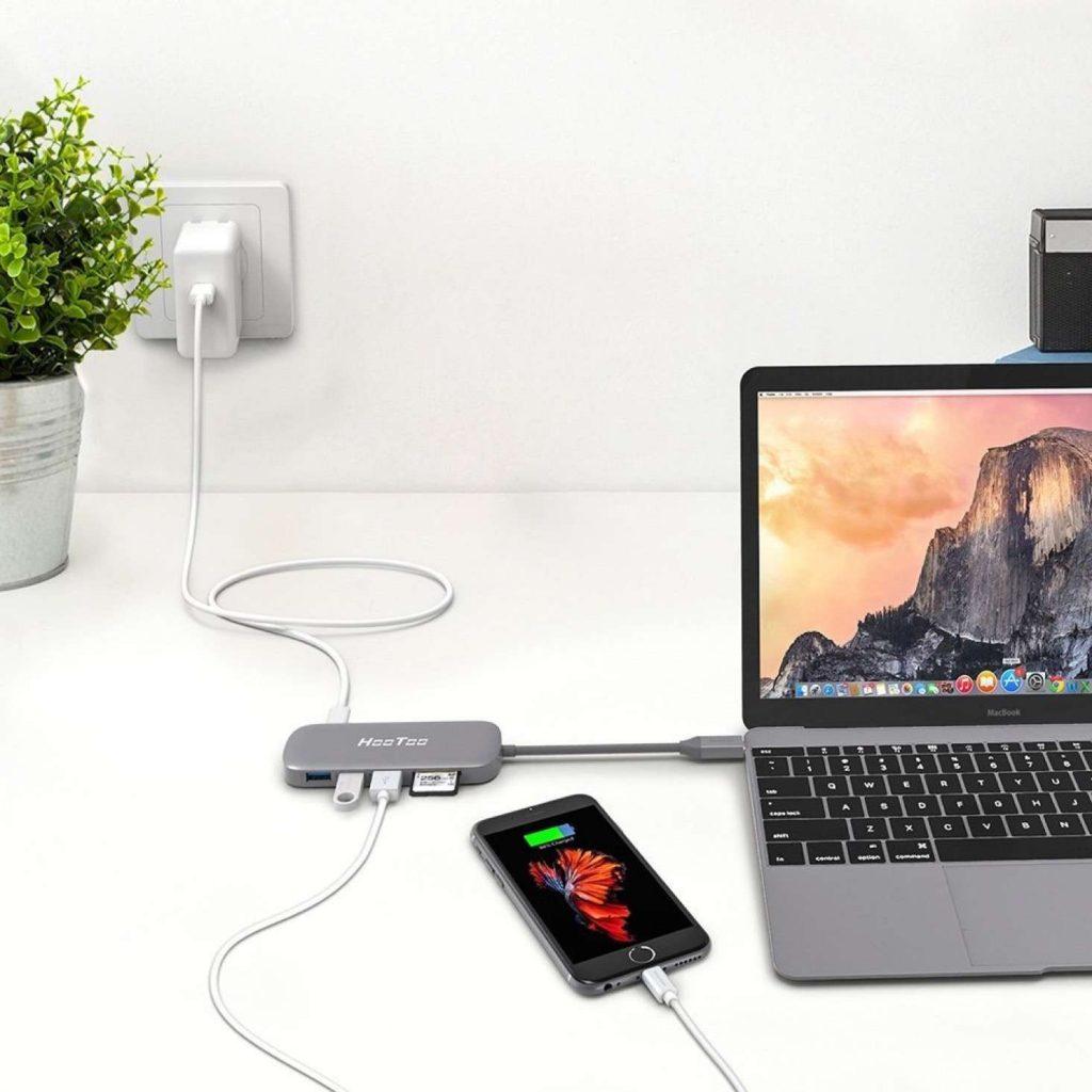 HooToo 現状一番おすすめできる高機能USBハブ