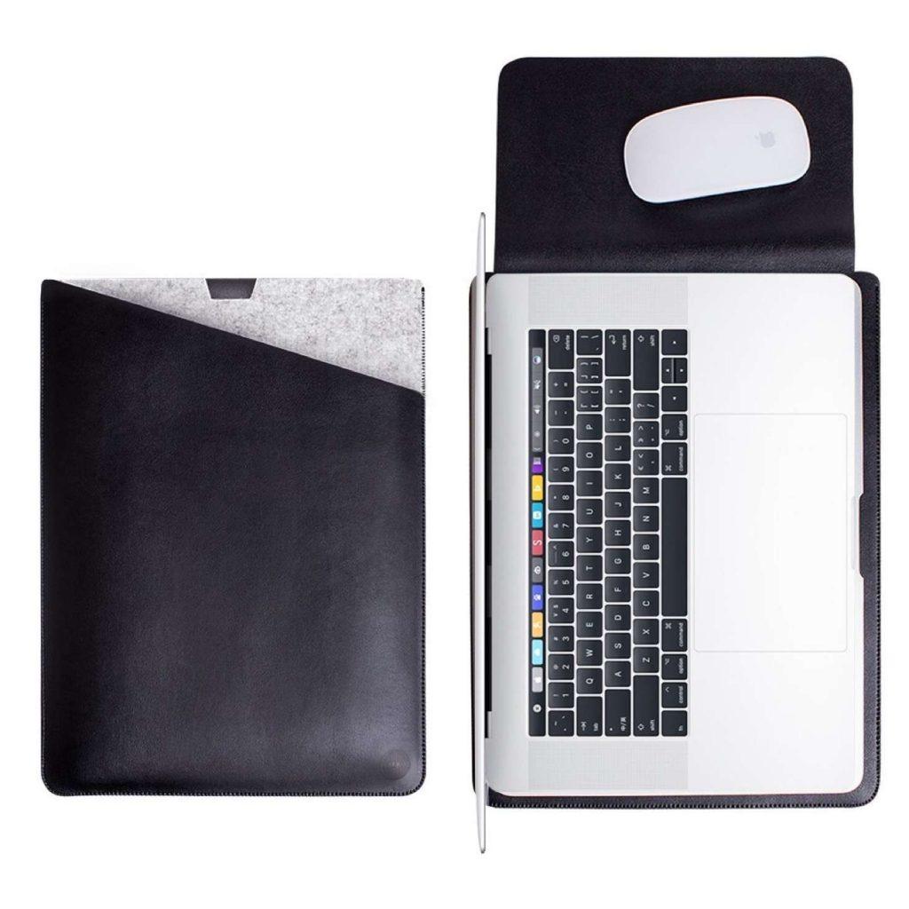 WALNEW MacBook Pro専用 封筒型レザーカバー(13・15インチ両モデルあり)