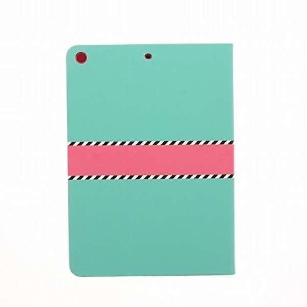 【LEPLUS】ツートンカラーがかわいい!手帳型ケース