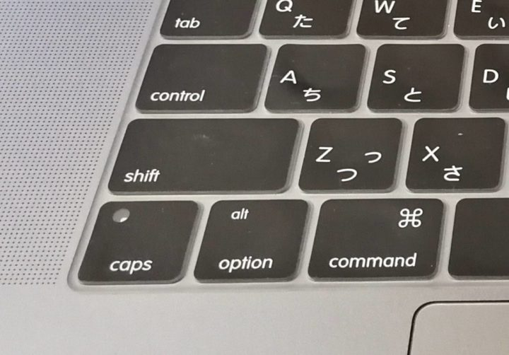 Macbookpro2016 keyboard cover2