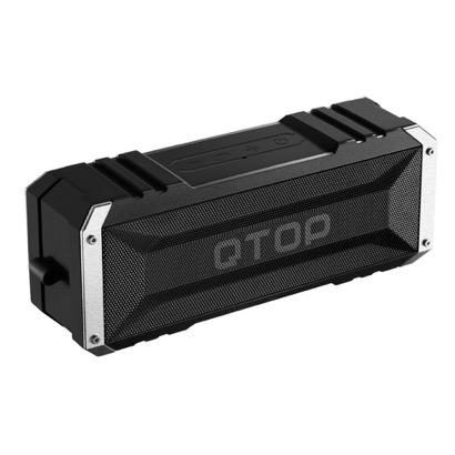 【Qtop】25時間連続再生可能のBluetoothスピーカー