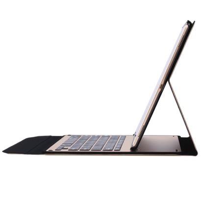 【PopSky】iPadのデザインと合う高級感あるケース一体型Bluetoothキーボード