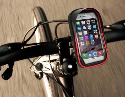 【INVAVO】自転車用防水スマホホルダー