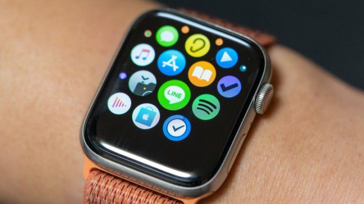 Apple WatchのLINEアプリ