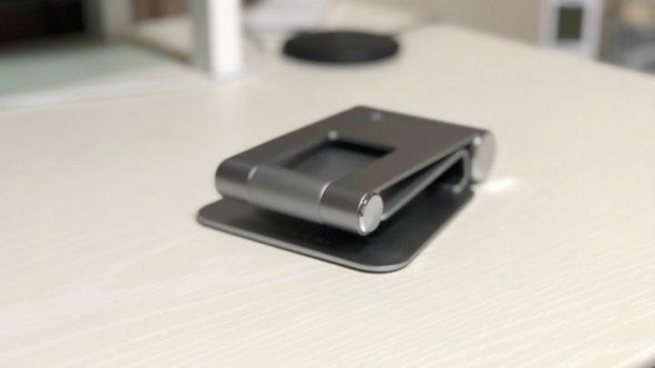 【Satechi】2箇所で可変可能!おしゃれなアルミ製iPadスタンド3