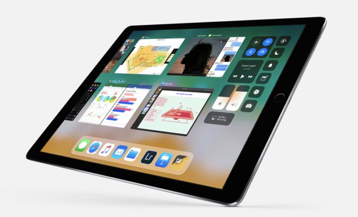 iOS11 iPad Pro