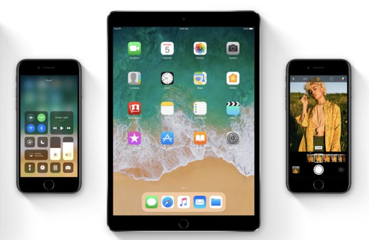 iOS11 iPhone iPad