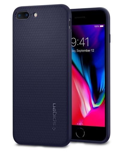 iPhone 8 Plus用 Spigen「リキッド・エアー」