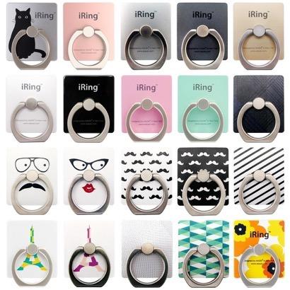【AAUXX】iRing 36種類のデザインから選べるスマホリング