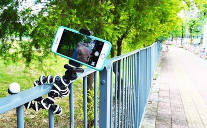 【2019年版】写真撮影が捗る!おすすめスマホ用三脚7選