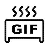iPhoneでGIFアニメが作成できる「GIFトースター」の使い方