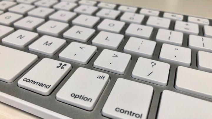 Satechiキーボードの打鍵感