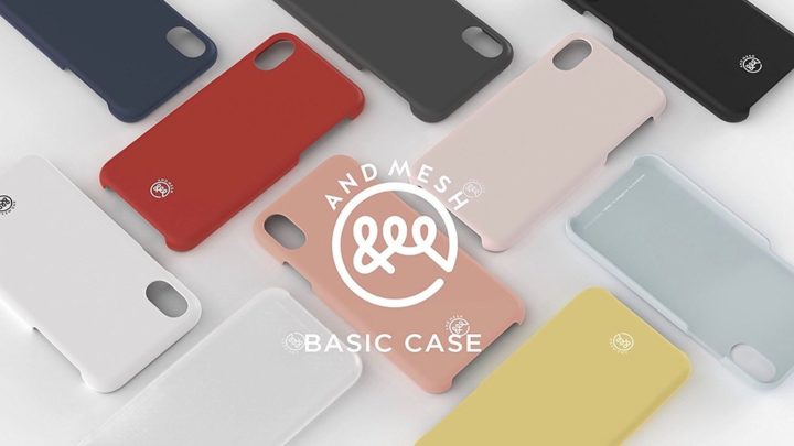 AndMesh Basic Case iPhone X