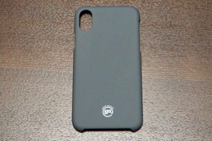 iPhone X用AndMesh Basic Case
