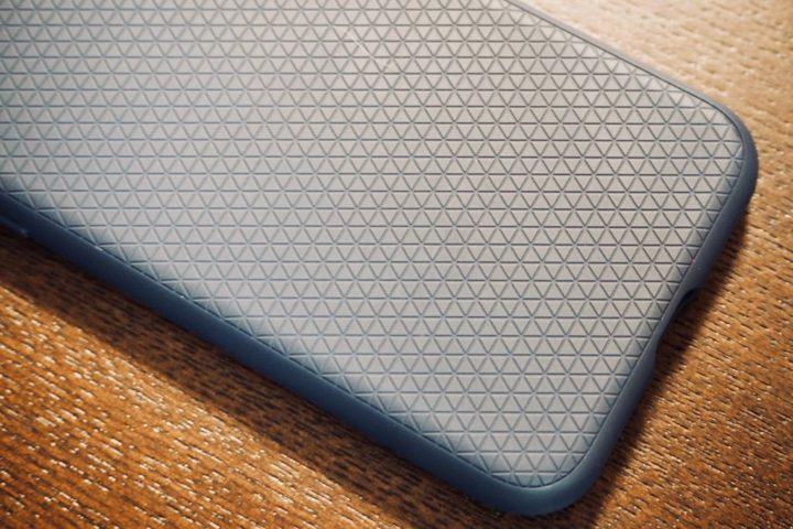 iPhone X リキッド・エアー 表面加工