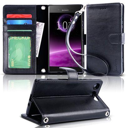 【Arae】財布としても使える!収納機能が魅力の多機能ケース
