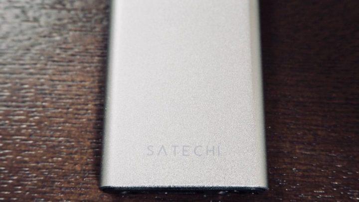 Satechi Bluetoothワイヤレスマルチメディアリモコン2