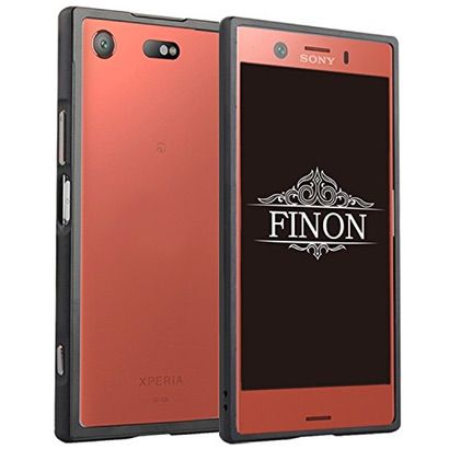 【FINON】クールなデザインのアルミバンパーケース