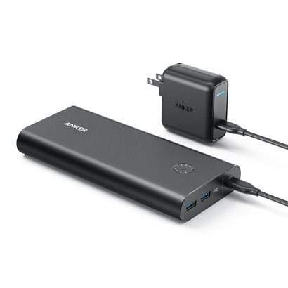 【26800mAh】Anker PowerCore+ 26800 PD