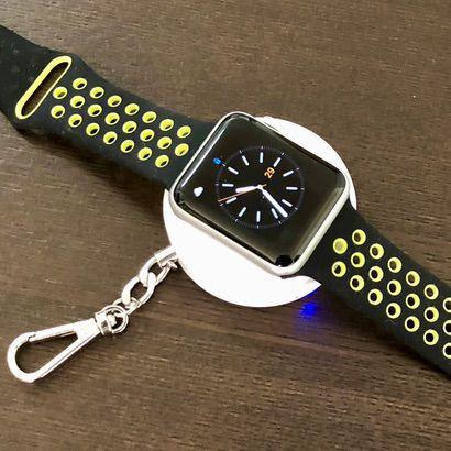 Apple Watch専用モバイルバッテリーが便利すぎた!電池切れ対策におすすめ