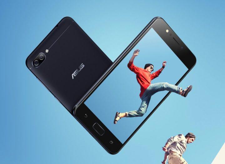 ASUS Zenfone 4 Max(ZC520KL)