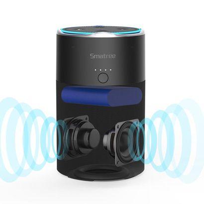 Echo Dot用スピーカーバッテリーベース(10200mAh)