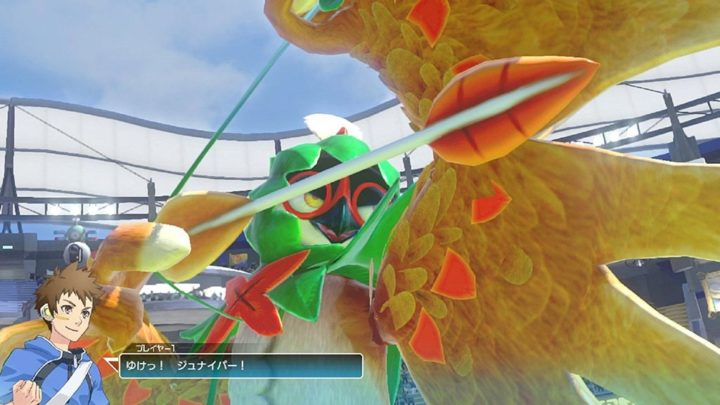 ポッ拳 POKKÉN TOURNAMENT DX2