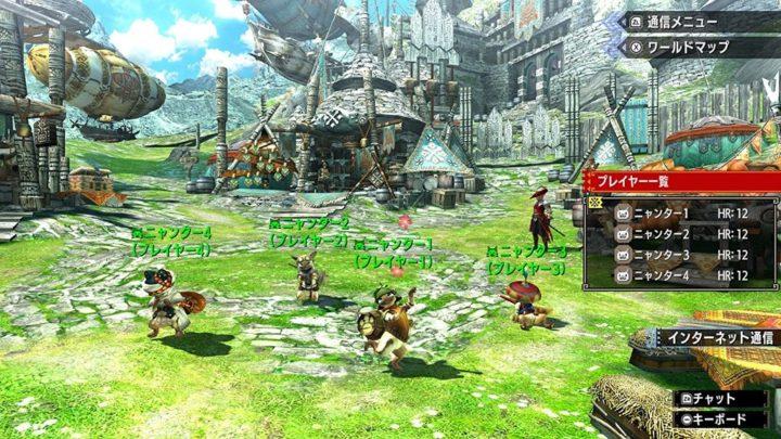 モンスターハンターダブルクロス Nintendo Switch Ver. 1