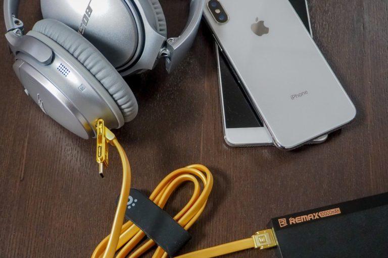 3in1ケーブル「REMAX GPLEX」レビュー Lightning/MicroUSB/USB-Cにこれ1本で対応