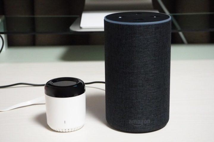 Amazon Echo × スマートリモコンが便利