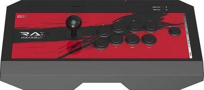 リアルアーケードPro.V HAYABUSA ヘッドセット端子付き for PS4 PS3 PC