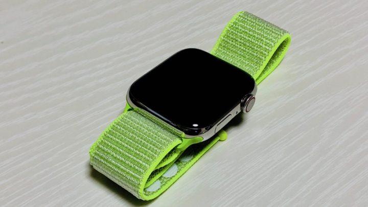 Apple Watchのサファイアクリスタルガラス