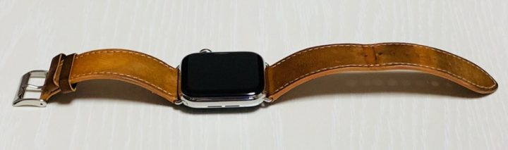 Apple Watch 3バンドを4に装着