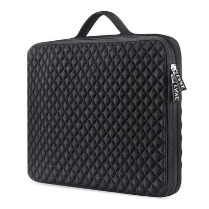 【EWWE】立体的なデザインがおしゃれなPCバッグ