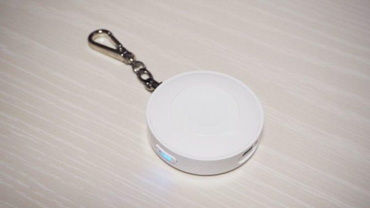 Apple Watch専用モバイルバッテリーが便利!