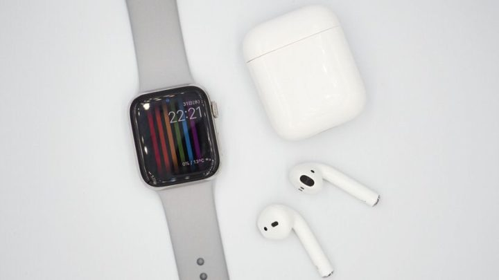 Apple WatchとAirPodsの組み合わせが秀逸!
