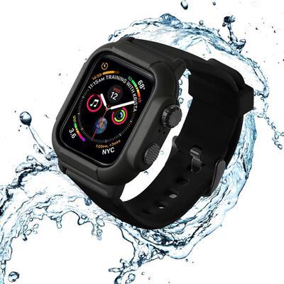 【Kartice】完全防水ケース付きApple Watchバンド