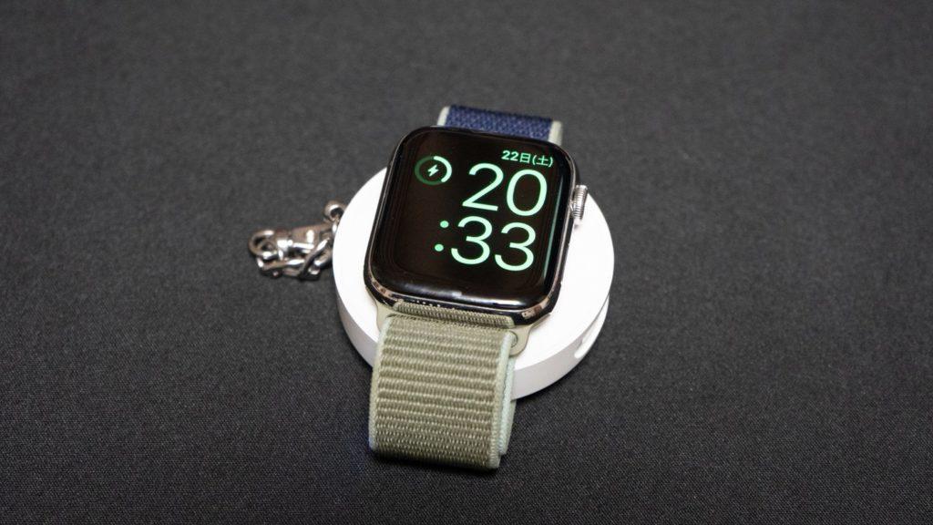 Apple Watch向けモバイルバッテリーにも注目!