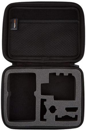 GoPro収納ケースの収納部分の形状・素材