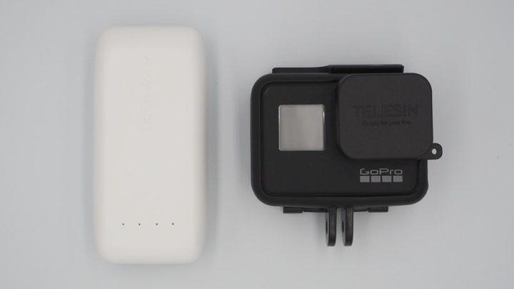 HERO7 Blackにおすすめのモバイルバッテリー