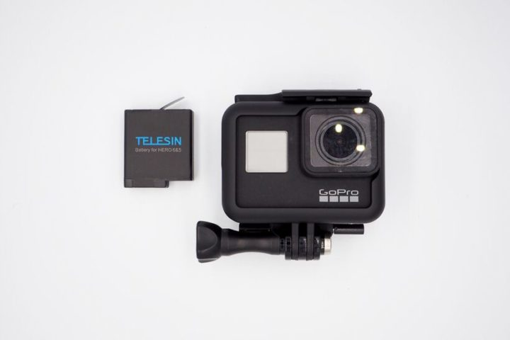 GoPro HERO7に互換バッテリーを使用するデメリット