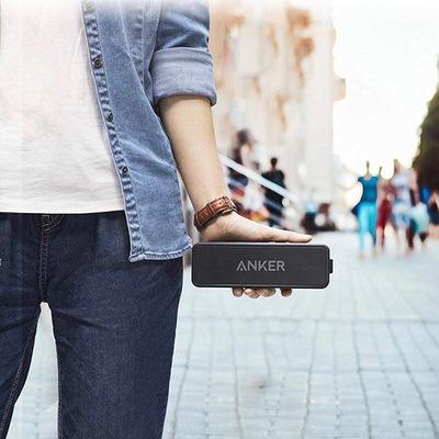 【Anker】SoundCore 2 車内やアウトドアシーンで活躍するBluetoothスピーカー