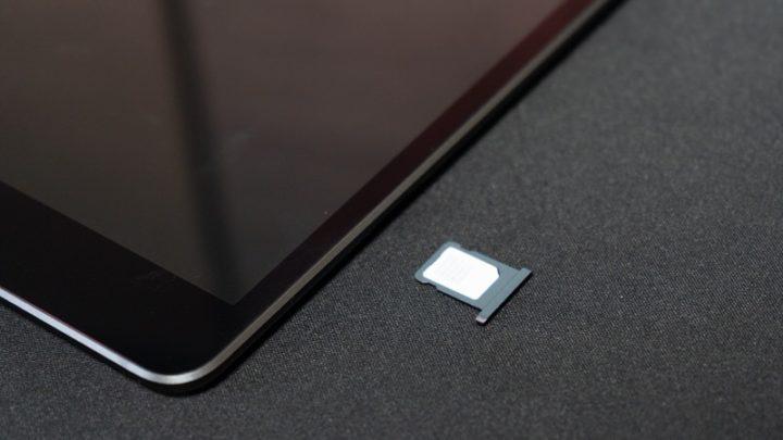 iPad単体で通信できるWi-Fi+セルラーモデル