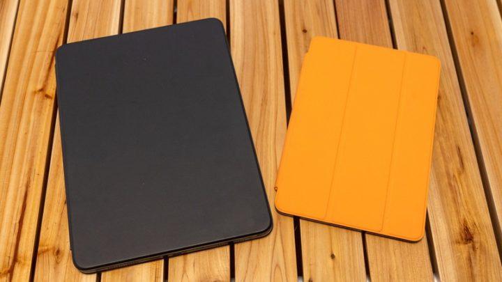 iPad Pro 11とiPad mini 5
