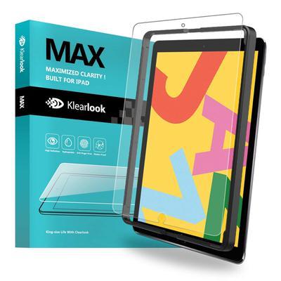 【Klearlook】アンチグレア(反射防止)ガラスフィルム iPad 10.2